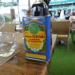Good olive oil from Nice - very old brand name