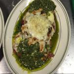Chicken Geneves , Chicken Rollatine Alla Margarita, Zuppa Di Pesce