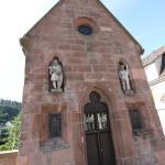 facciata della cappella