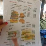 Photo of Paradiso Beach Bar and Cafe