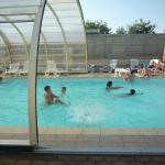 piscine quand il fait beau