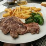 Excelente el menú fin de semana