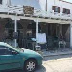 Mythos Restaurant, Paros