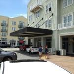 Hotel Entrance & Valet
