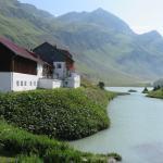 Alpengasthof Zeinisjoch Foto