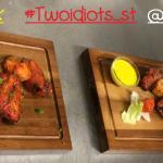 Tandoori Quail &Chicken with Lamb Tikka