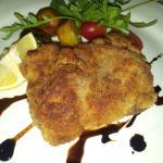 Cordon bleu con patate