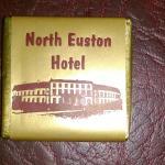 Branded North Euston Chocolate