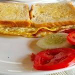 Breakfast be like this!