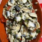 Tartare d'anchois