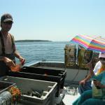 Photo de Lobster Boat Tour w/ Captain Clive Farrin