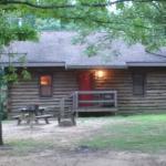 Outside of Cabin 10