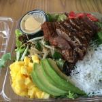 Ono Island Ahi Salad