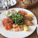 Seafood platter - TwentySix Cafe
