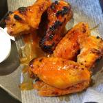 Pizza Stone Wings