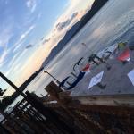 Photo de Boardwalk Restaurant & Marina