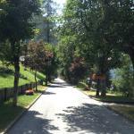 Promenade Richtung Hotel