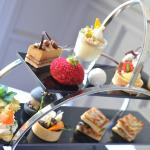 Afternoon Tea by reservation only.  Available Every day, 1-3pm