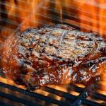 Fire Grilled Steaks