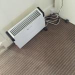 Safe heating? Missing support ...