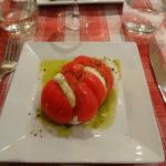 Tomate - Mozzarella di Buffala
