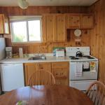 Kitchen - even had a dishwasher