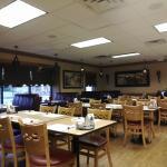 Dining Area at Cedar Valley Cafe