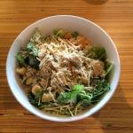 Grilled Chicken Caesar Salad At Noodles & Company