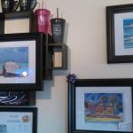 Artwork and photography for sale by the owner and his family