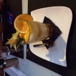 Le tiramisu revisité (noix de coco, mangue, et fruits rouges)