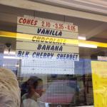 Hank's is old school custard at it's best!