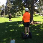 We had such a great experience on the Segway tour provided through The Bend Touring Company! Gre