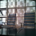 kursi di lobby Lavender Gusethouse