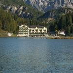 Foto de Grand Hotel Misurina
