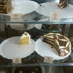 Vitrine de tortas