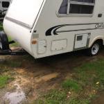 Our third campsite