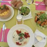 Hotelrestaurant Zum Schiff Foto
