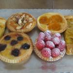real French pastries