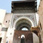 Вход в Андалузскую мечеть