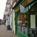 Cafe Gate, Chester