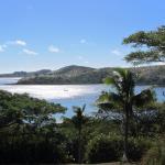 I enjoyed walking around the island - very few people around