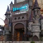 Castle of Chaos Entrance