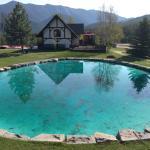 reflection pool.