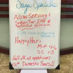 Happy Hour Special on Sushi