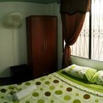 Habitación con Tv, Ventilador y Baño Privado