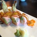 Pink Lady. We are new to Sushi and oh my everything we had last night was a new wonderful taste