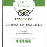 Periyar Villa Excellence Award - 2015