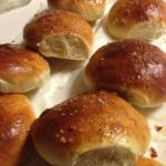 Brioche Rolls made fresh daily.  Served on our burgers and Mayberry sandwich