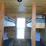 The kids loved the bunk beds!!