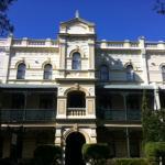 Avonmore historical hotel
